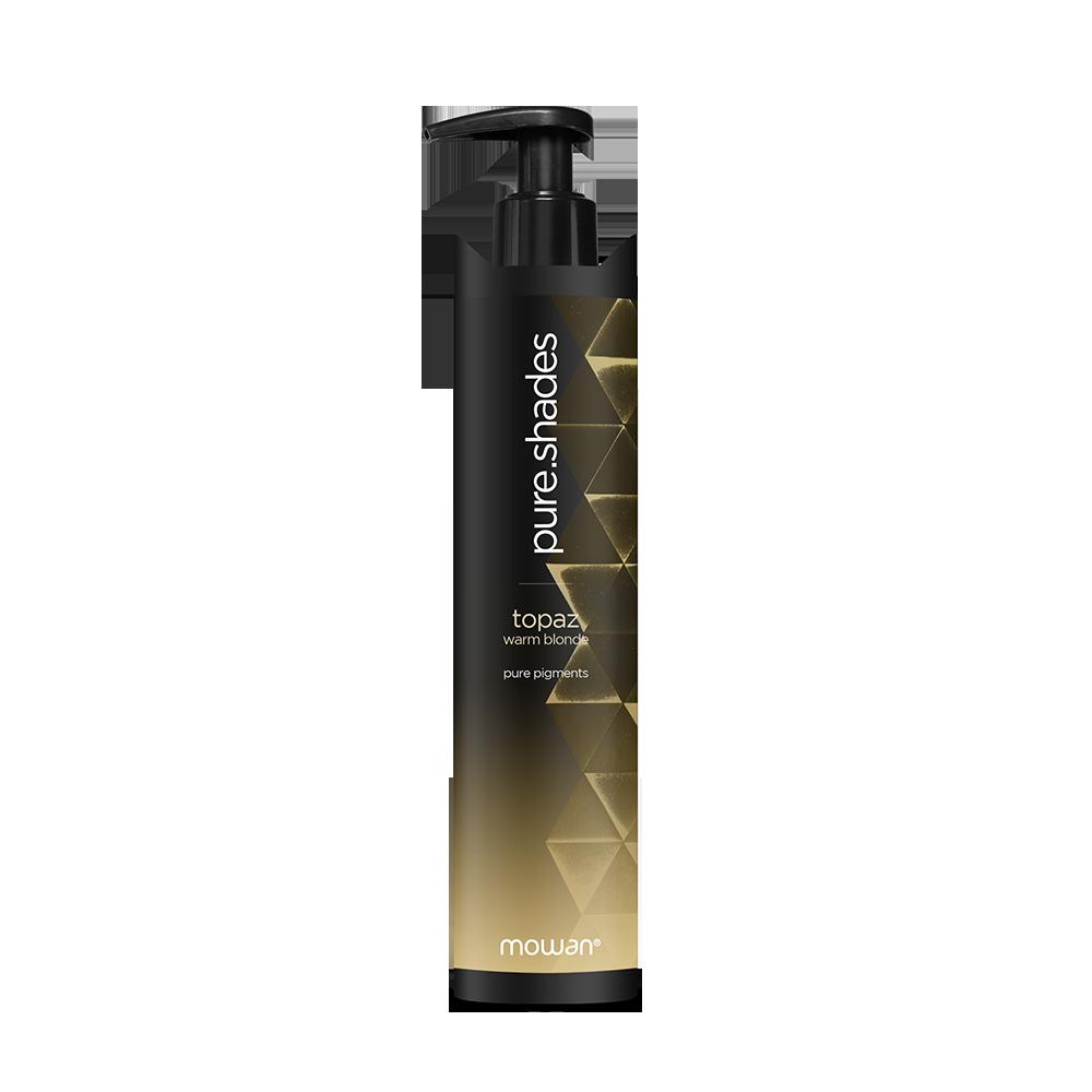 Hair pigments: Pure Shades topaz - warm blonde