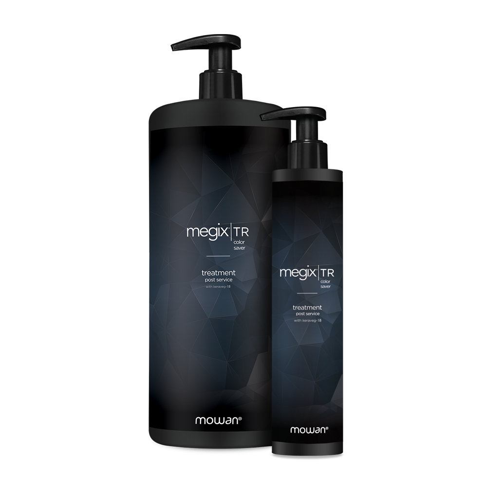 hair colouring system - megix post service treatment