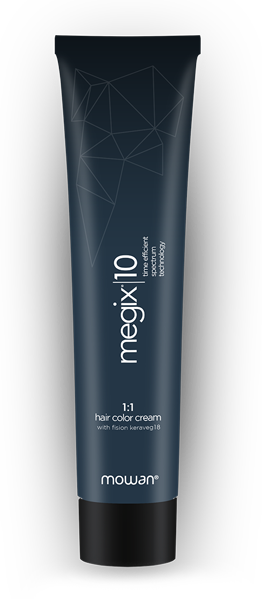 hair cosmetics - mowan megix 10 hair color tube