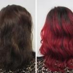 pigmenti rossi per capelli - Pure Shades